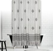 "Modern Quality Extra Long Bathroom Shower Curtains - Wide 180cm Drop 200cm 71"" X"