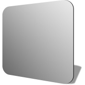 Rounded Square Acrylic Mirror 500 x 500mm