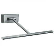 Searchlight LED PICTURE - READING LIGHT - SATIN SILVER