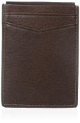 Fossil Men's Lincoln Magnetic Card Case