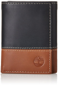 Timberland Men's Hunter Colour-Block Trifold Wallet