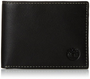 Timberland Men's Bi-fold Wallet with ID Window