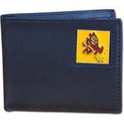 NCAA Leather Bi-fold Wallet