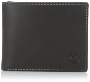 Timberland Men's Genuine Leather Hunter Passcase Wallet