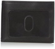 Buxton Men's Leather ID Credit Card Billfold Wallet