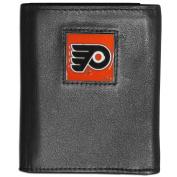 Siskiyou Sports HTRN65 Fliers Leather Tri-fold Wallet
