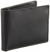Perry Ellis Men's Gramercy Slimfold Wallet