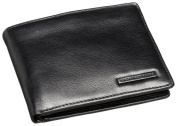 Geoffrey Beene Leather Men's Passcase Billfold Wallet