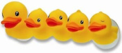 B.duck Toothbrush Holder Family Kids Childrens Bathroom Rubber Duck Wall Suction