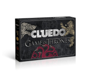 Game Of Thrones Cluedo Family Game Collectors Edition