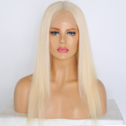 Lanting Human Hair Wig 9A Grade Best Quality Brazilian Virgin Glueless Full Lace Human Hair Wig with Baby Hair Blonde Lace Front Wigs for Black Women 70cm Full Lace Wig
