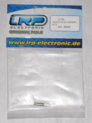 Lrp 39294 Wrist Pin And Clips For Z.15s / Z.16s Engines
