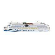 1:1400 Siku Cruise Liner Die Cast Miniature - 11400 Ship 1720 Model Scale Aida