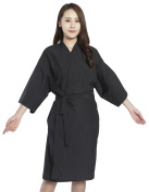Salon Client Gowns Kimono Style, Hair salon Smocks Capes- 110cm Long