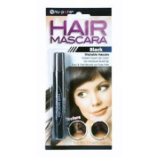Hair Mascara Instant Touch up Colour Black Fast Results Grey Hair Cover Your Grey by Nupore