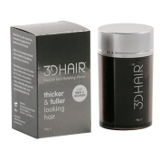 3D Hair Loss Fibres for Thinning Hair Light Brown 10g by 3D Hair