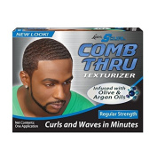 Lustre's S-Curl Comb-Thru Regular Texturizer Kit by Lusters