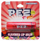 PEZ Flavoured Lip Balm - Strawberry .350ml