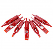 PEAK Needles Blood Disposable Tattoo Needle Cartridges 1007 Bugpin Magnum
