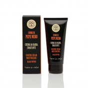 Erbario Toscana 100 ml Moisturising Shaving Cream BLACK PEPPER
