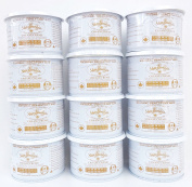 Sharonelle Natural Cream Soft Wax For Sensitive Skin in 410ml - 12 cans