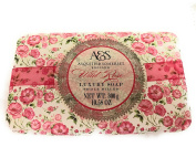 Asquith & Somerset Wild Rose Triple Milled Luxury Soap Bar