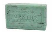 Le Chatelard 1802 Mint Leaves Luxurious Natural French Soap (Menthe Feuilles) 100ml