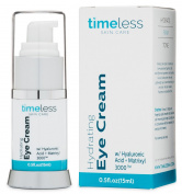 Hydrating Hyaluronic Acid + Matrixyl + Algae Eye Cream 15ml by Timeless Skin Care