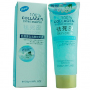 100% COLLAGEN Extract Essence Deep Cleansing Exfoliates Cream No Sebum Skin 120g