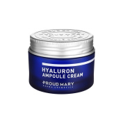 [ProudMary] Hyaluron Ampoule Cream - Moisturising & Soothing with Hyaluronic Acid for Dried / Rough Skin