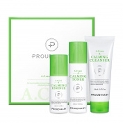 [ProudMary] A.C cure GIFT SET - 140ml+100ml+150g / soothing sebum control moisturization