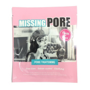 3 Sheets of Faith in Face Missing Pore Hydrogel Mask