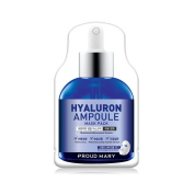 [ProudMary] Hyaluron Ampoule Mask Pack - 10 sheets X 25g / moisture skin reinforcement soothing