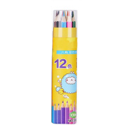 12 Colour Drawing Pencils Coloured Pencil for Sketch Adult's Colouring Book Adult Secret Garden Colouring Book Kids Artist Writing