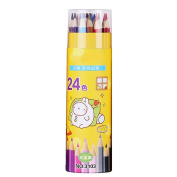 24 Colour Drawing Pencils Coloured Pencil for Sketch Adult's Colouring Book Adult Secret Garden Colouring Book Kids Artist Writing