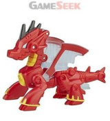 Hasbro - Playskool Heroes Rescue Bots - Drake The Dragon Bot - Toys