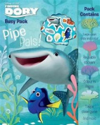 Finding Dory Busy Pack - Colouring Activity