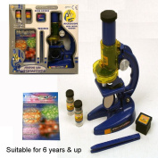 Junior Lab Microscope & Accessories Set. Shipping Is Free