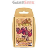 Top Trumps Transformers Celebrating 30 Years - Toys .