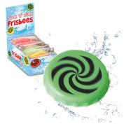 Soak N Sling Frisbee Water Bomb Soft Foam Wet Toy Game Birthday Party Bag Filler