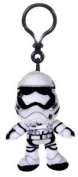 Star Wars Stormtrooper Plush Keyring Key Clips By Posh Paws New
