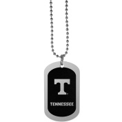 NCAA Tennessee Volunteers Chrome Tag Necklace, 70cm