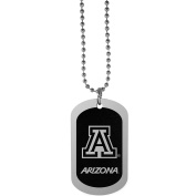 NCAA Arizona Wildcats Chrome Tag Necklace, 70cm