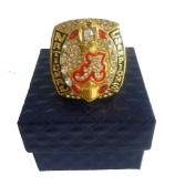 YIYICOOL Alabama Crimson Tide 2016 National Championship ring SIZE 11