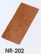 Peco Nr202 N Scale Load Bricks Red