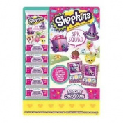 Topps Shopkins Spk Squad Multipack Trading Cards With Limited Edition