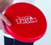 Tufskin Kids Durable Indoor/outdoor Hygienic Coated Flying Disc-assorted Colour