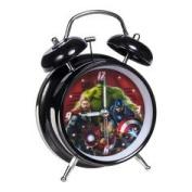 Marvel Comics Avengers 10cm Battery Bell Alarm Clock - Official Merchandise
