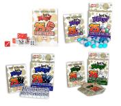 Let's Play 100 Games Bundle - 25 Dice Games, 25 Card Games, 25 Dominoes Games, 25 Marble Games