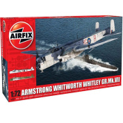 Airfix A09009 Armstrong Whitworth Whitley Mk.vii 1:72 Aircraft Model Kit